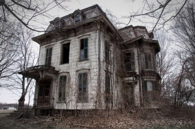 More haunted houses in Ohio