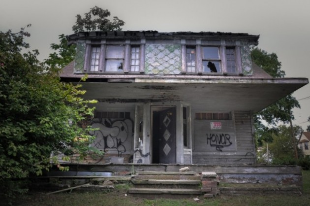 The serial killer house - in Ohio!