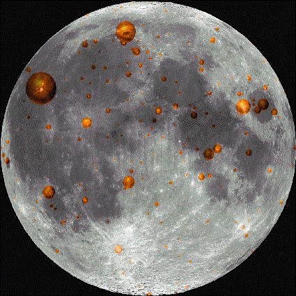 Strange unexplained flashes on the moon – Transient Lunar Phenomena