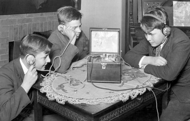 Listening for future messages!