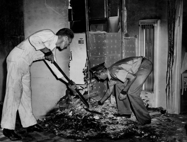 The strange story of Mary Reeser – Spontaneous Human Combustion