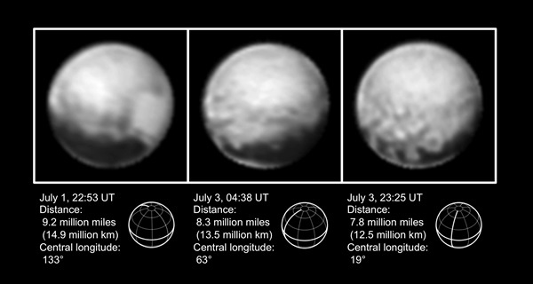 Pluto aliens