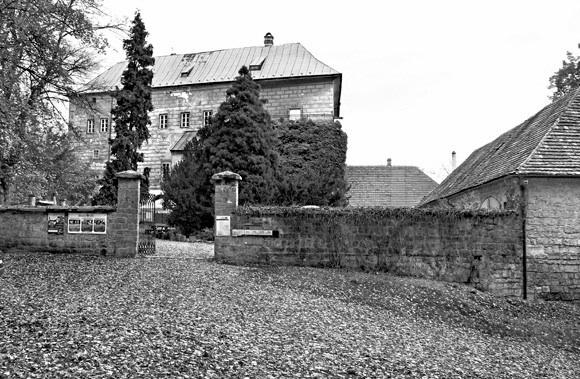 The strange and haunted old Nazi secret camp, Houska Castle