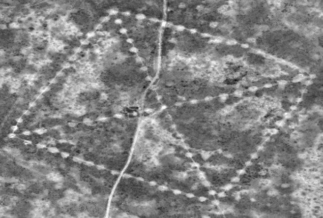 Mysterious Ancient Earthworks Discovered!