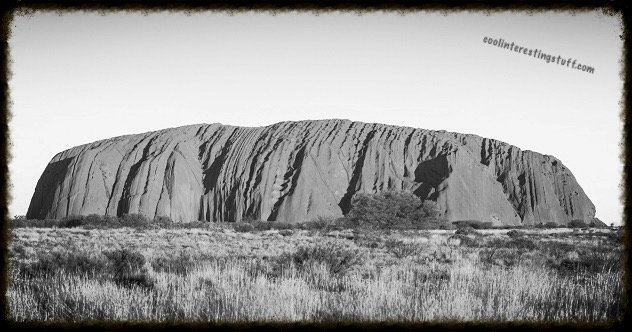 The Strange Ayer's Rock Curse, Australia