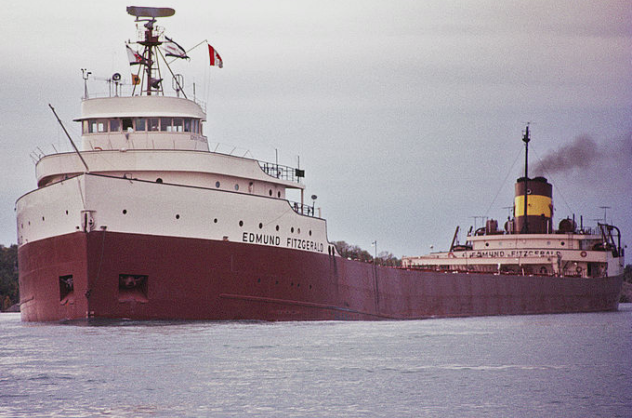 The strange mystery of the SS Edmund Fitzgerald