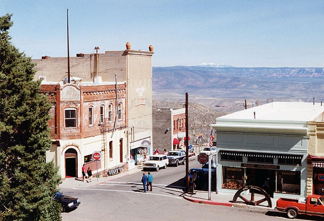 Jerome, Arizona – The town invaded by ghosts!
