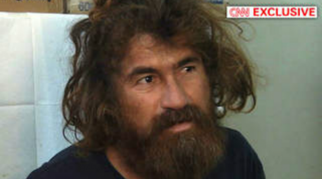 Strange news – CASTAWAY SUED FOR $1 MILLION FOR POSSIBLY EATING FRIEND WHILE AT SEA!