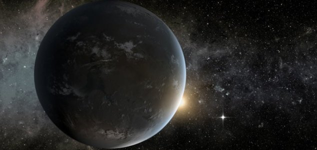 Earth like planet found just 14 light years away!