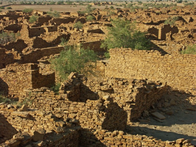 The Cursed Village Of Kuldhara, India