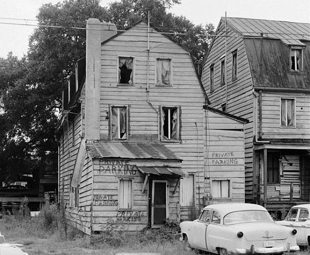 The disturbing ghost of Hampton Lillibridge House
