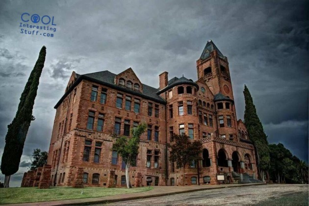The haunting of Preston Castle, California