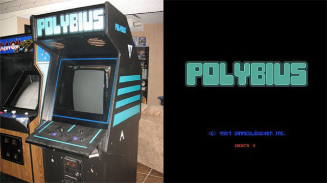 The mystery of Polybius – The arcade game or legend?