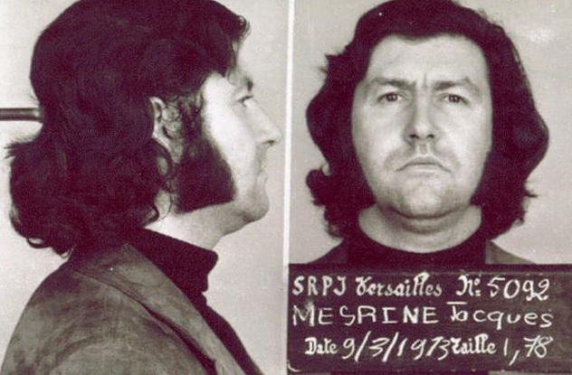 The true story of Jacques Mesrine – France's greatest gangster!