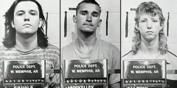 The Demonic Murders Of The West Memphis Three