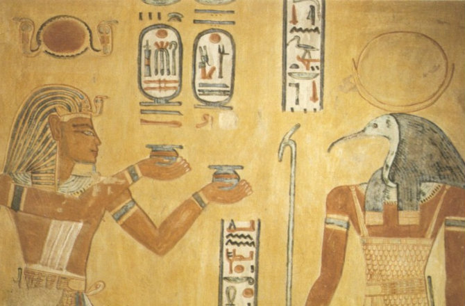 The Real 'Gods of Egypt' – Could They Have Been Aliens ?