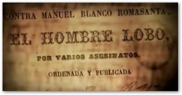 Manuel Blanco Romasanta – The Allariz Werewolf