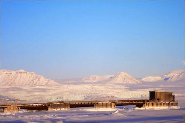 Abandoned Siberia