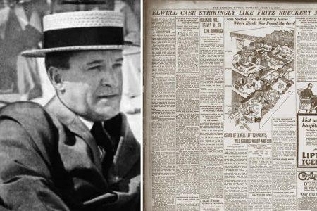 The Mysterious Locked Room Murder Of Joe Elwell 1920