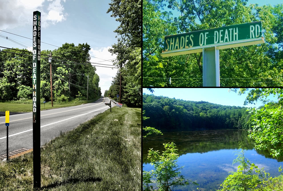 Terrifying Places – Shades of Death Road, NJ