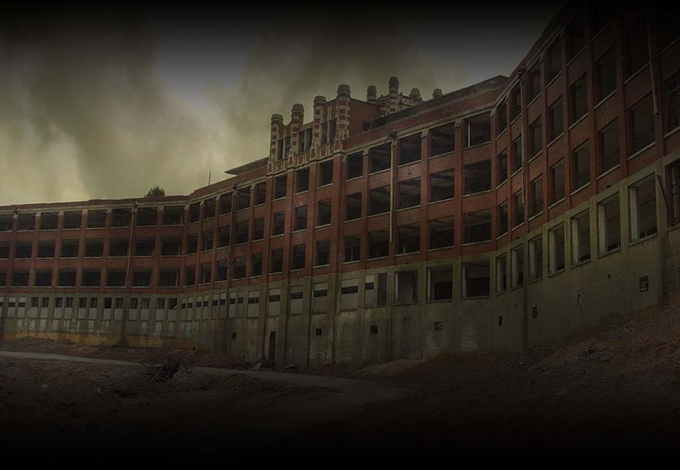 Terrifying places – The Waverly Hills Sanitarium in Louisville Kentucky
