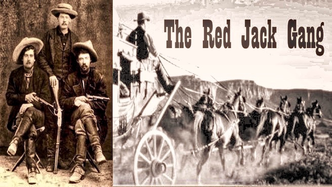 Lost Treasure – Red Jack Gang Outlaw Loot