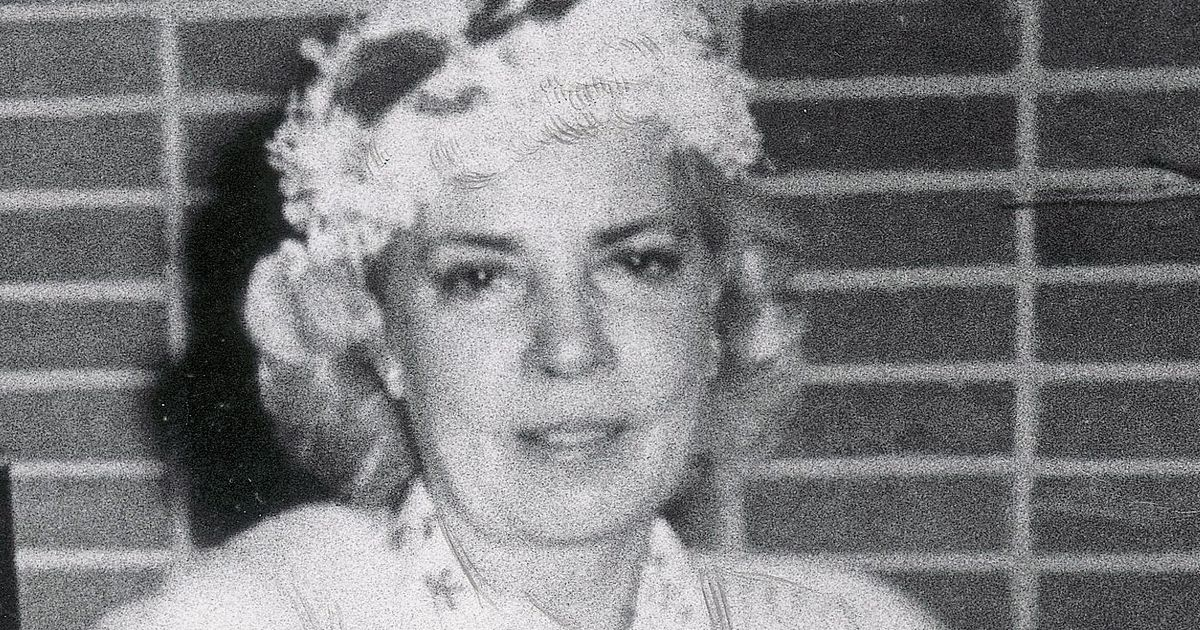 The murder mystery of Marjorie Jackson and her missing millions!
