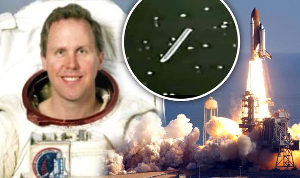 Astronaut breaks 20-year silence and confirms UFO sighting