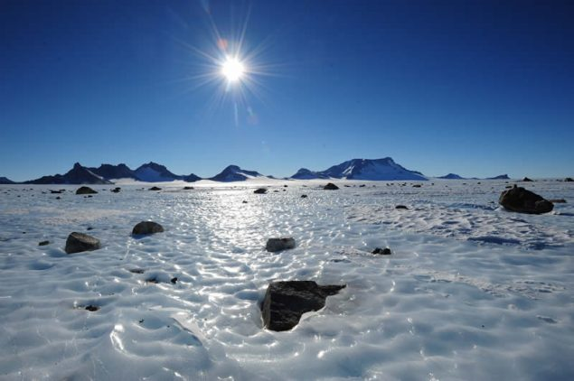 Earth faces another ICE AGE within 15 YEARS