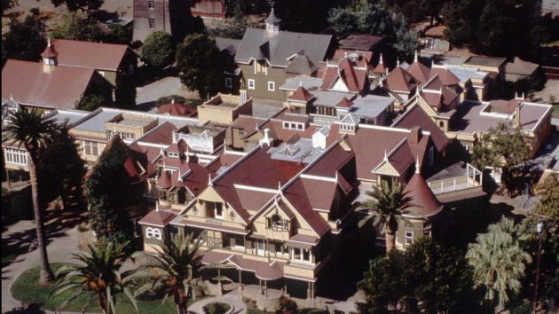 Strange hidden room  discovered at Winchester Mystery House!