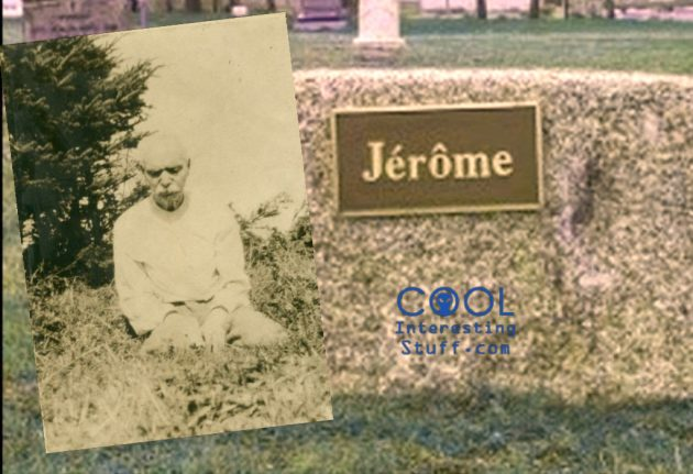 Jerome: The Mystery of the Man Who Came Out of Nowhere,