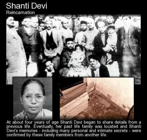 Reincarnation – The Strange Case Of The Shanti Devi
