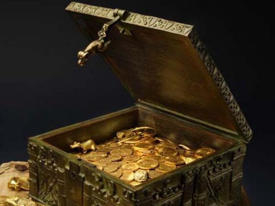 The mystery of Forest Fenn's Buried Treasure