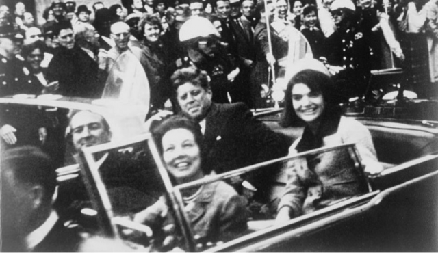 John F. Kennedy Assassination Hoax Conspiracy Theory