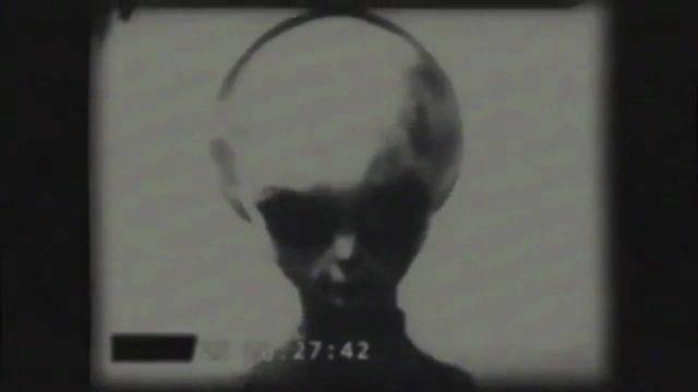 The strange unexplained Skinny Bob KGB video!