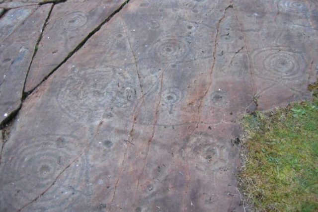 Prehistoric messages: Mystery of Argyll's strange ancient rock carvings