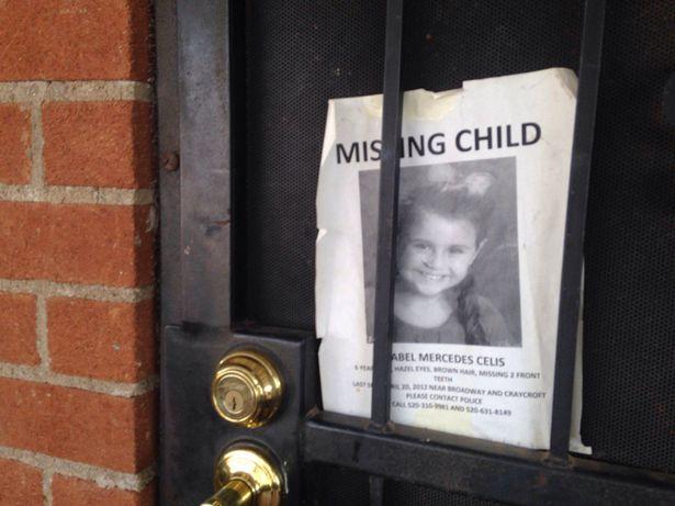 The vanishing of Isabel Celis