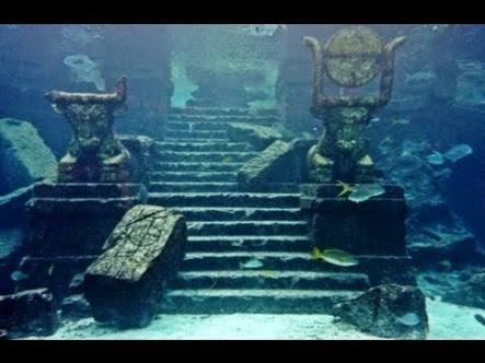 The strange mystery of Dwarka – Off The Coast Of India