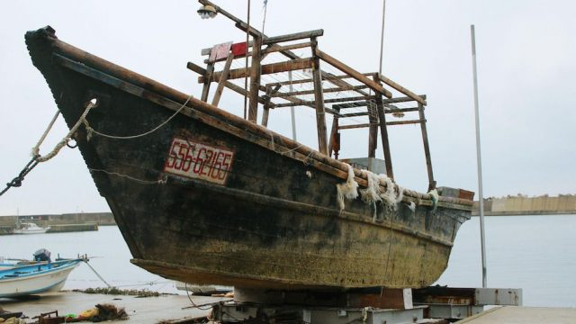 Ghost boats: Who is sending ships filled with corpses to Japan?