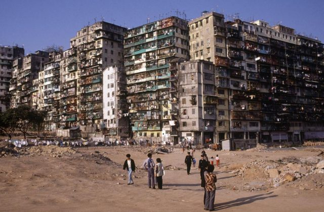 The strange true story of Kowloon Walled City