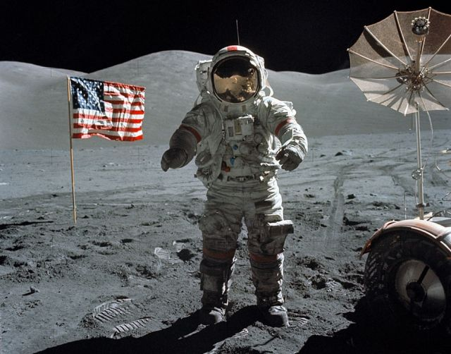 Why did Neil Armstrong really go on an expedition to find evidence of ancient aliens?