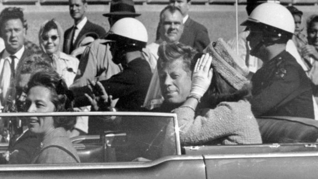 JFK files detail CIA plans to kill Castro