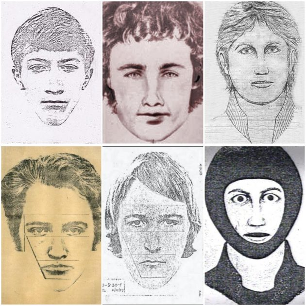 The mystery of the Golden State Killer