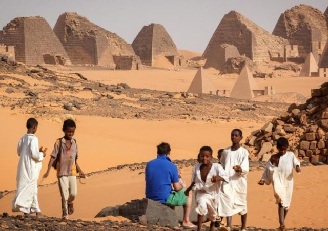 Scientists Discover Mysterious Chamber in Ancient Egyptian Pyramid
