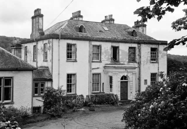 The Ballechin House, the most haunted place in Scotland