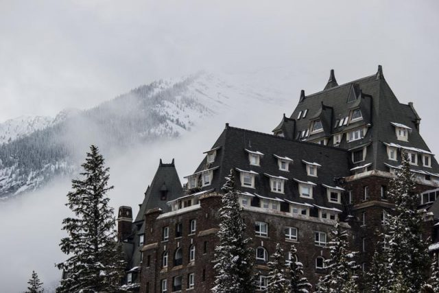 Banff Springs Hotel, Alberta, The most haunted hotel in  Canada