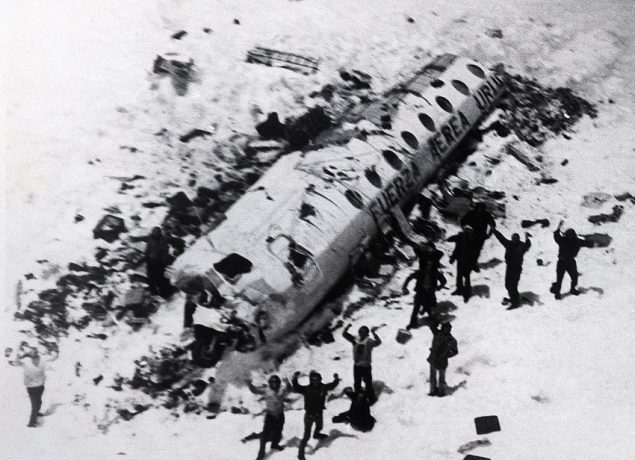 The incredible story of Uruguayan Air Force Flight 571