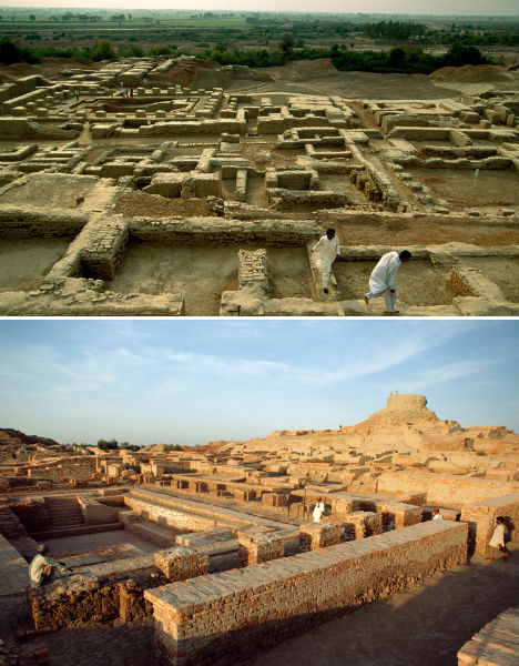 Ancient Settlements That Were Abandoned for Mysterious Reasons