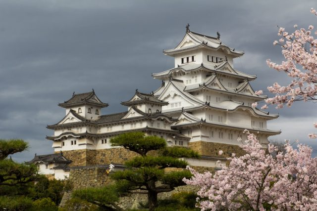 Haunted Places – Himeji Castle, Japan