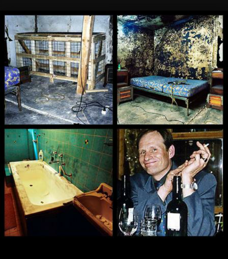 Armin Meiwes The Rotenburg Cannibal Strange Unexplained Mysteries